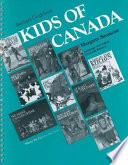 Kids of Canada Teacher's Guidebook