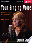 Your Singing Voice