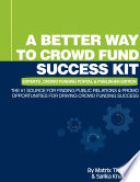 A Better Way To Crowd Fund Success Kit
