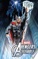 Marvel Universe All New Avengers Assemble Vol 3