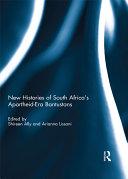 New Histories of South Africa's Apartheid-Era Bantustans Book
