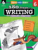 180 Days of Writing for Sixth Grade  Practice  Assess  Diagnose