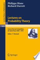 Probabilités Et Potentiel, Châpitre I À Iv par Philippe Biane, Richard Durrett