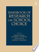 Handbook of Research on School Choice