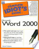 The Complete Idiot s Guide to Microsoft Word 2000