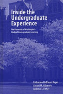 Inside the Undergraduate Experience