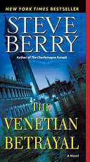 The Venetian Betrayal-book cover