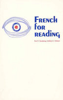 French For Reading : or rapid review....