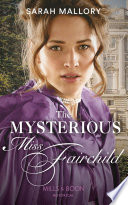The Mysterious Miss Fairchild Book Cover