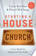 Starting a House Church