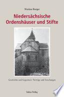 Niedersächsische Ordenshäuser und Stifte