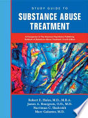 Study Guide To Substance Abuse Treatment