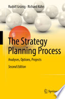 The Strategy Planning Process