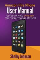 Amazon Fire Phone User Manual