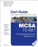 MCSA 70-687 Cert Guide