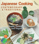 Japanese Cooking Contemporary   Traditional