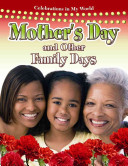 Mother s Day and Other Family Days Book PDF