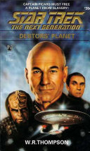 Book Star Trek: The Next Generation: Debtor's Planet
