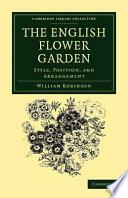 The English Flower Garden book