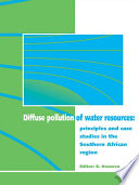 Diffuse Pollution of Water Resources