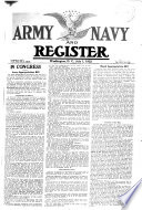 Army Navy Air Force Register and Defense Times