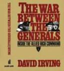 The War Between the Generals
