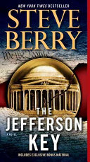 The Jefferson Key-book cover
