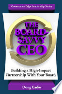 The Board Savvy CEO