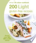 Hamlyn All Colour Cookery  200 Light Gluten free Recipes