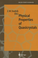Physical Properties of Quasicrystals
