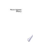 Meuse Argonne Diary