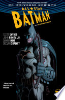All Star Batman Vol  1  My Own Worst Enemy