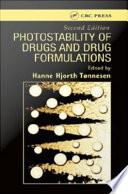 Photostability Of Drugs And Drug Formulations Second Edition