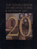 The Sourcebook of Architectural & Interior Art 20
