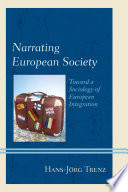 Narrating European Society