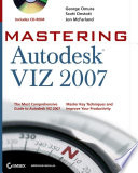Mastering Autodesk VIZ 2007