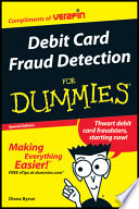 Debit Card Fraud Detection For Dummies book