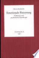 Emotionale Panzerung