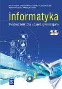 Informatyka  Podr  cznik dla ucznia gimnazjum Wersja e book