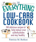 The Everything Low Carb Cookbook