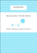 download ebook managing your boss pdf epub