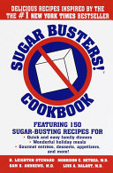 Sugar Busters  Cookbook