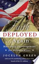 Faith Deployed...Again
