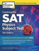 Cracking the S. A. T. Physics Subject Test