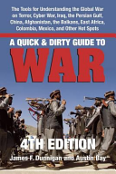 A Quick   Dirty Guide to War