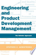 Engineering and Product Development Management