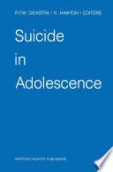 Suicide In Adolescence