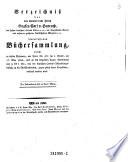Verzeichniß der von weiland dem Herrn Grafen Carl v. Harrach ... hinterlassenen Büchersammlung, welche in dessen Wohnung ... am 17. May 1830 ... von der deutschen Ordens-Abhandlungsinstanz ... verkauft werden wird