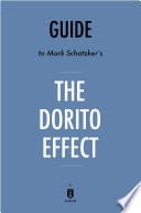 Guide to Mark Schatzker   s The Dorito Effect by Instaread