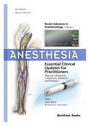 Anesthesia Essential Clinical Updates For Practitioners